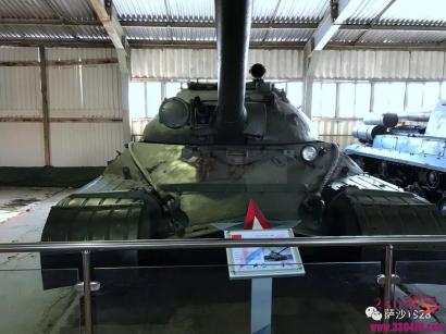 苏军历史上最后1款重型坦克T10M