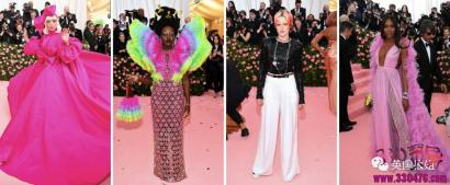 """""""时尚界春晚"""",Met Gala纽约大都会博物馆时尚派对明明是一群沙雕的狂欢"""
