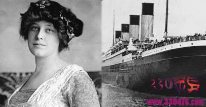 不沉的小姐薇尔莉特·康斯坦斯·杰索普:泰坦尼克号、不列颠尼克号、奥林匹克号在三次海难沉船,她都没死