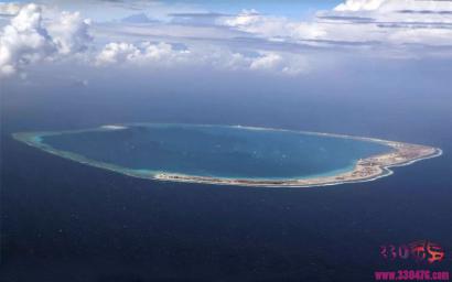 美济礁中国近几十年来唯一收回的一块领土!