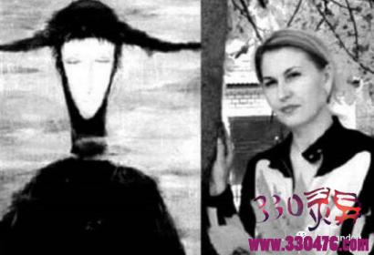 世界十大禁画《雨中女郎》,斯韦特兰娜•捷列茨创作过程异常诡异,购买者一夜之间发疯!