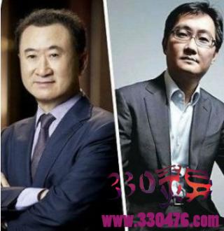 """腾讯马化腾和万达王健林联手? 这对""""神仙组合""""要做什么?"""