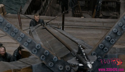 攸伦杀龙又破船的蝎弩,真的存在吗?