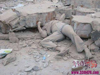 汶川地震灵异事件:命运注定他会离去