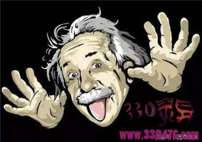 爱因斯坦吐舌头,爱因斯坦其实很朋克!