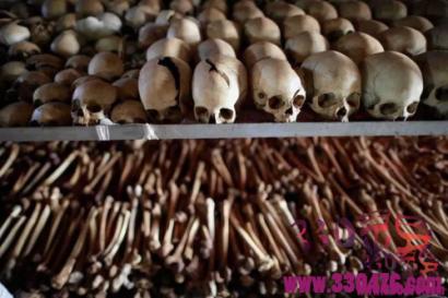 卢旺达种族大屠杀:平均每8秒杀死一个人!