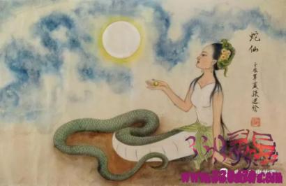 千年蛇精嫁夫