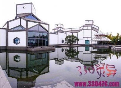 贝聿铭和他的建筑作品:国卢浮宫的玻璃金字塔和苏州博物馆...