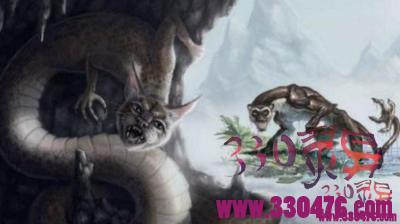 塔佐蠕虫:存在于阿尔卑斯山的神秘生物,猫头蛇身,能散发剧毒!