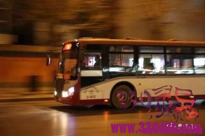武汉13路公交车灵异事件