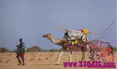 索马利兰穷得只剩下钱了,满大街都是一堆堆的钞票索马利兰货币