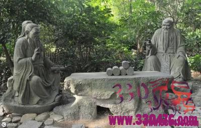 孔子问礼,影响中国2500年。那么,孔子如何解读《老子》?