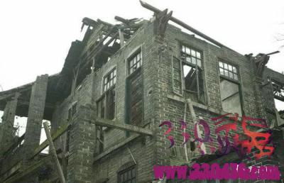 """""""民国第一鬼屋""""重庆北碚鬼楼,传闻究竟是真是假?"""