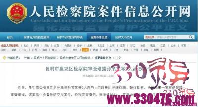 孙小果等9人恶势力犯罪集团被逮捕!系中央督导组交办案件