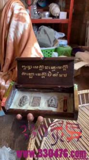 泰国情降盒子:如何供养?情降盒子多久有功效?