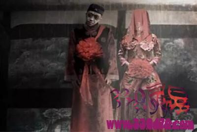 揭秘冥婚是什么,台湾冥婚照片真相大解密(死人结婚)