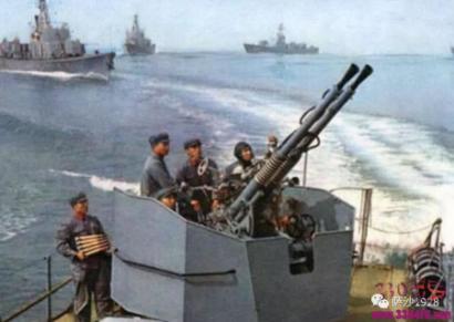 1974年中越西沙海战:美国保持中立、台湾支持、北越反对