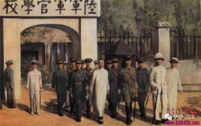 黄埔军校共招收6期学员,共计3万多人为什么会培养出这么多名将?