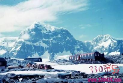 纳粹德国在南极洲建立了一个秘密的军事基地
