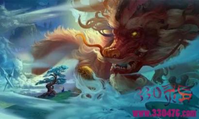 中国神话创世造物神:山海神明烛龙、遁甲开山巨胡灵、大地之母女娲、开天辟地盘古