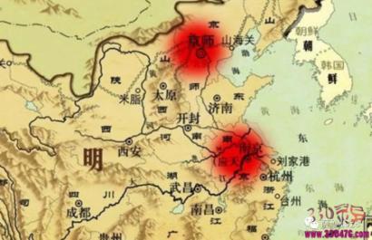 1421年2月2日明朝明成祖朱棣正式迁都北京,永乐迁都的历史意义