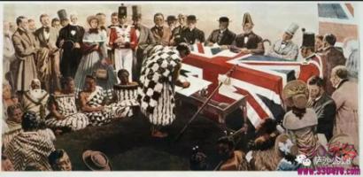 怀唐伊条约对新西兰的影响:毛利人同白人作战32年