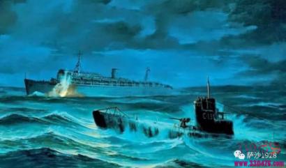德国邮轮施托伊本将军号被击沉,死亡四千人的海难