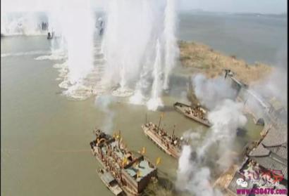 湘军和太平军长江决战:1855年2月11日石达开在湖口大败曾国藩湘军水师