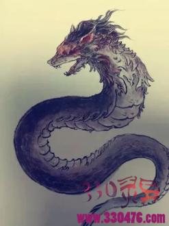 琴虫、化蛇、鯈䗤、酸与、象蛇、长蛇、冉遗鱼《山海经》中那些长得像蛇又非蛇的异兽