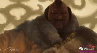 1294年元世祖忽必烈去世,征服了南宋的蒙古大汗死于肥胖