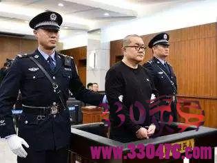 孙小果今日被执行死刑,几任书记都倒了,这个杀人犯还在潇洒!