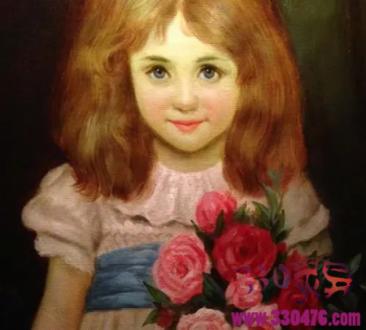 世界上5幅被诅咒的画 收藏画的人家中闹鬼!