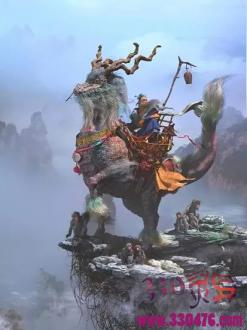姜子牙、孙膑、诸葛亮和刘伯温,由同一元神转世,乃是一只飞熊!
