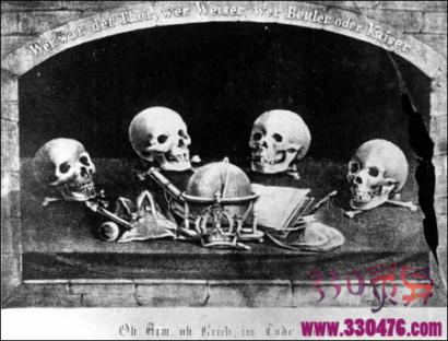 """神秘数字「322」:""""骷髅会""""成员身份曝光,全是政商大佬大咖!"""