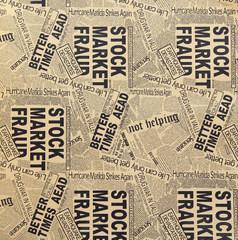 同事租到凶宅,房间墙壁上贴满了报纸....