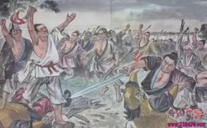 历史上陈胜吴广怎么死的?