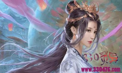 """曹植洛神赋:洛神宓妃、河伯冰夷和后羿的""""三角恋"""""""