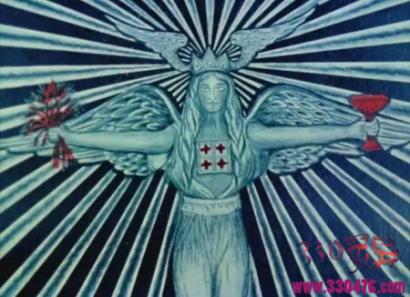 腥红女士事件:最为神秘的魔法仪式