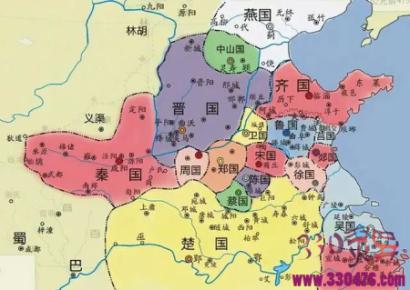 郑庄公、周桓王繻葛之战