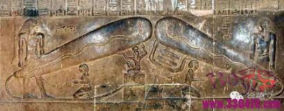针尖效应:多个电灯惊现埃及2000年前壁画