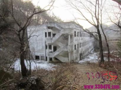 探秘韩国最邪门凶宅之一:昆池岩精神病院
