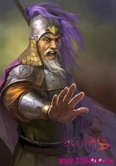 张飞义释严颜:三国刘璋麾下最忠诚的战将严颜