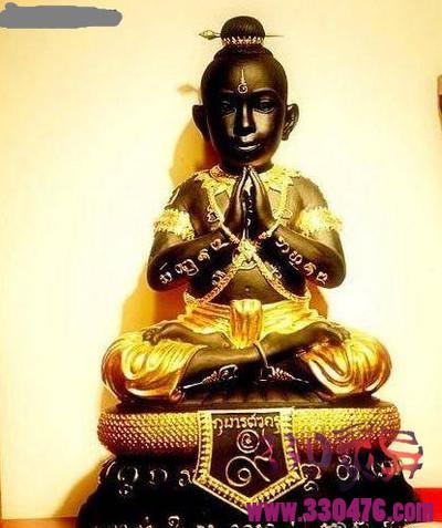 泰国古曼童Kuman Thong,金童子,佛童子究竟是什么?