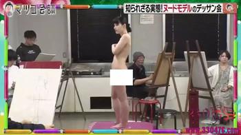 我是裸模:探访日本裸模世界,老汉裸模、车展裸模、男裸模、孕妇裸模并非想的那样......