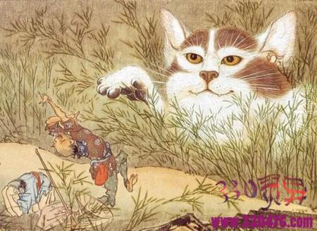 猫有九条命猫妖故事