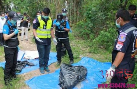 """泰国坐台小姐比丽雅努将女闺蜜瓦里莎拉分尸锯成两截"""",被捕后竟和警察聊荤段子、卖弄风骚?"""
