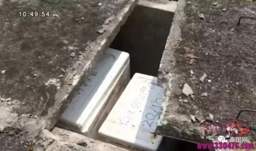 夜盗婴儿尸体,墓地作法诵经,竟是为了制作古曼童?